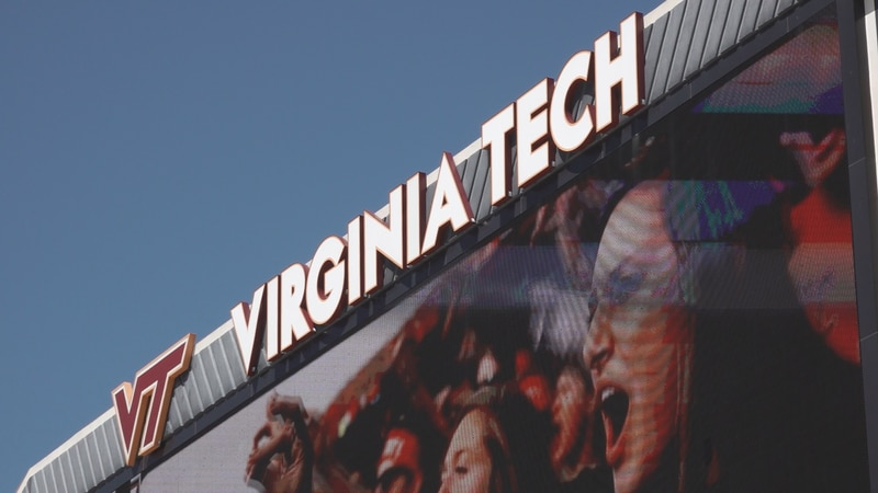 Virginia Tech football fans are excited for the return of in-person games