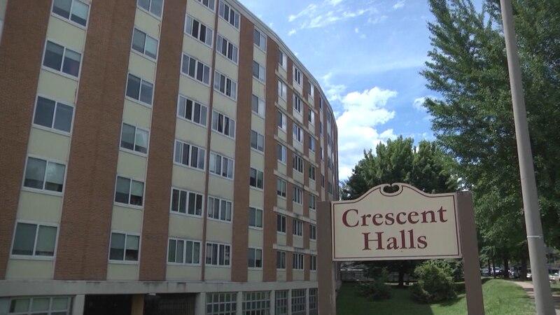 Crescent Halls neighborhood, Charlottesville