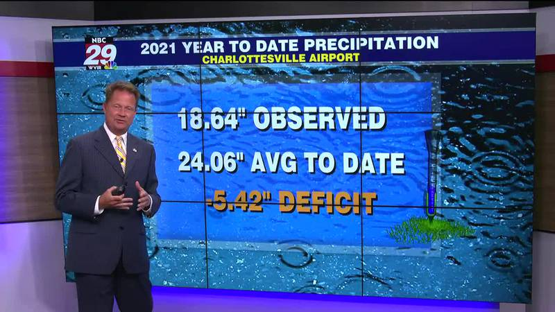 NBC29 Weather 6 PM