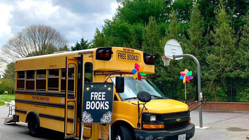 The Free Book Bus